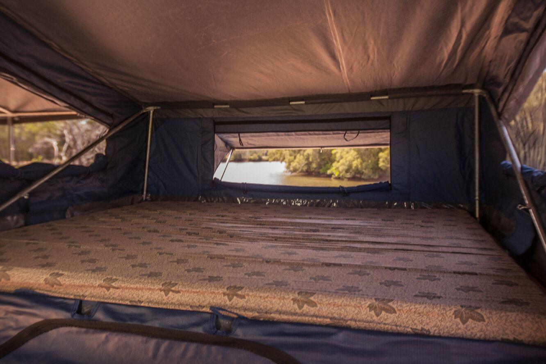 Austrack Camper Trailer Tent Only 9 1200mm Drop