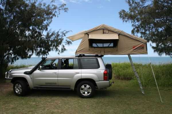 Austrack 1 4m Superior Roof Top Tent Camper Trailers