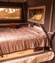 Austrack Rear Fold bed