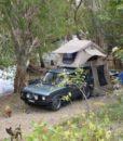 rooftop tent river