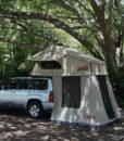 rooftop tent trees