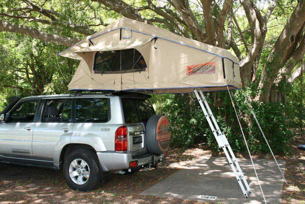 Original XL Roof Top Tent 22m PreOrder For July Delivery  Camper Trailers