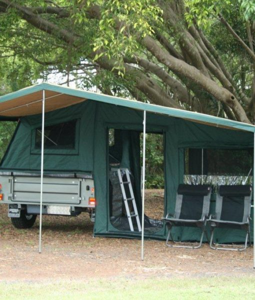 Luxury Throughout The History Of Recreation Vehicles, The Most Popular Style Of Camper By Volume Of Models Sold Has Always Been The Folding Tent Trailer, Or Its Very Early  Fold The Shelter For Travel As The Autos Only Drove At 15 Or 20 Miles Per Hour