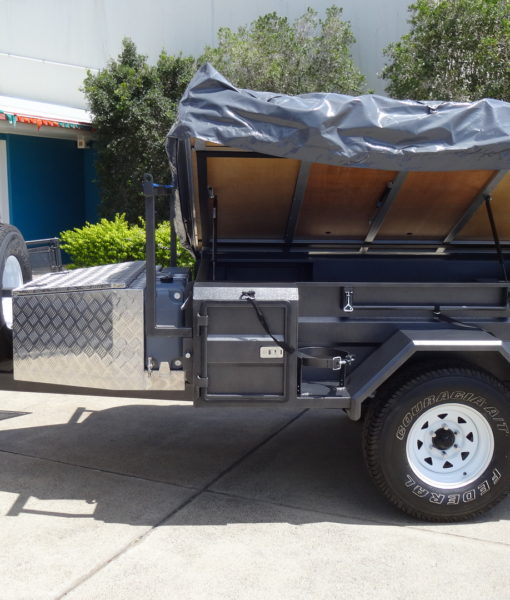 Elegant Austrack Extreme Camper Trailer 13999