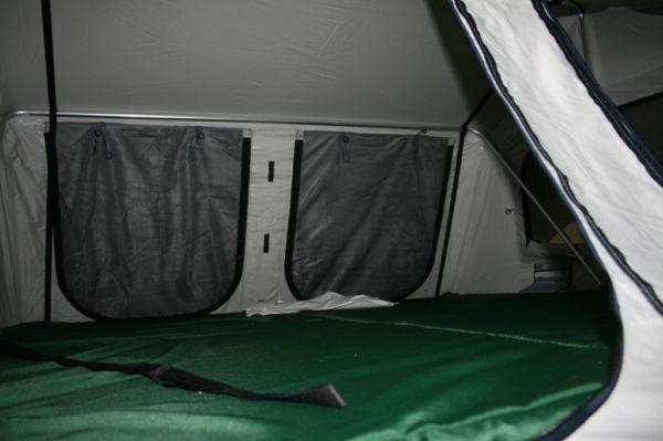 roof top tent xl interior