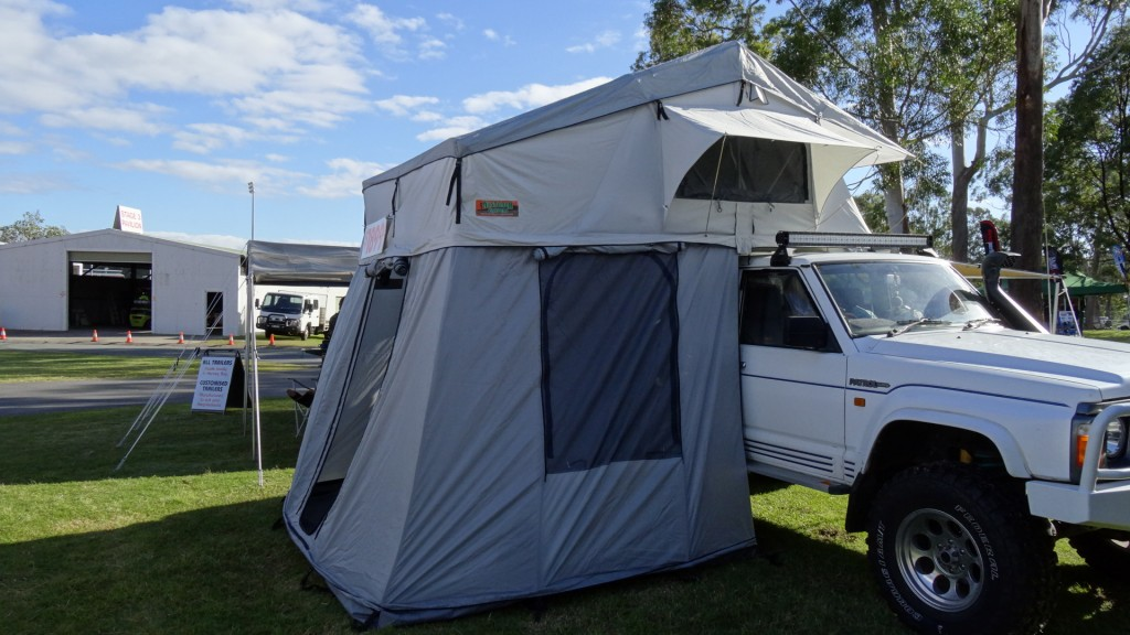 Simple No Trailer? No Problem The James Baroud Rooftop Tent Goes Anywhere Your Car Can Go James Baroud Hardtop Rooftop Tents, Imported From Portugal By Automotive Upfitter OK 4WD Of Stewartsville, New Jersey, Provide The Advantages Of A