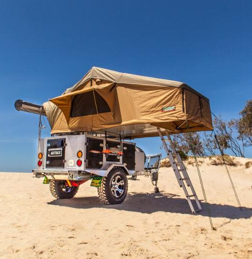Camping Trailers: Camper Trailers On The Sunshine Coast