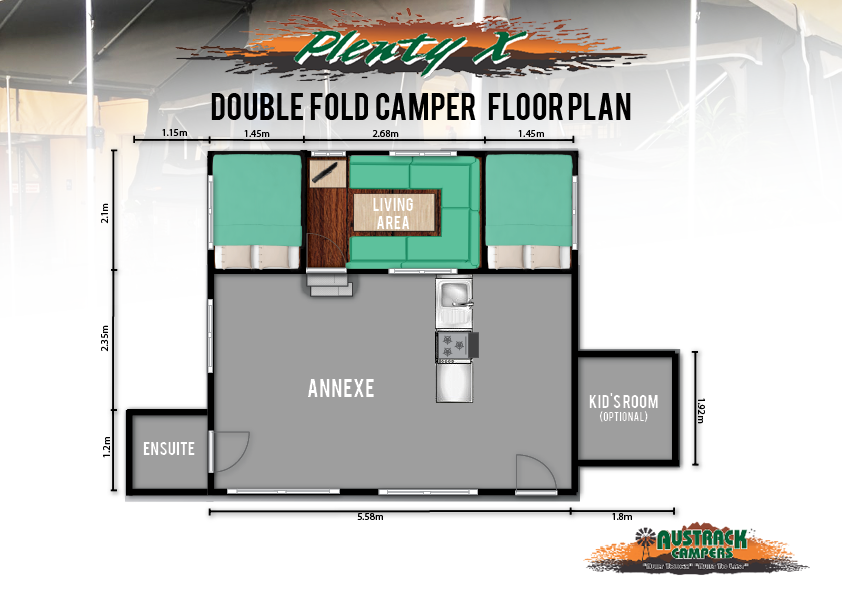 Plenty-X Floor Plan